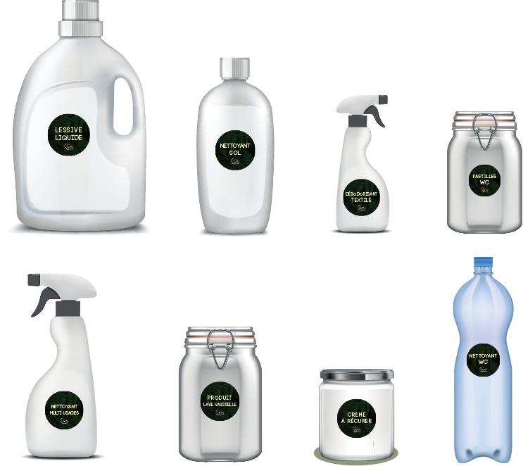 Faire ses produits maisons : lessive et produits ménagers écologiques et économiques.