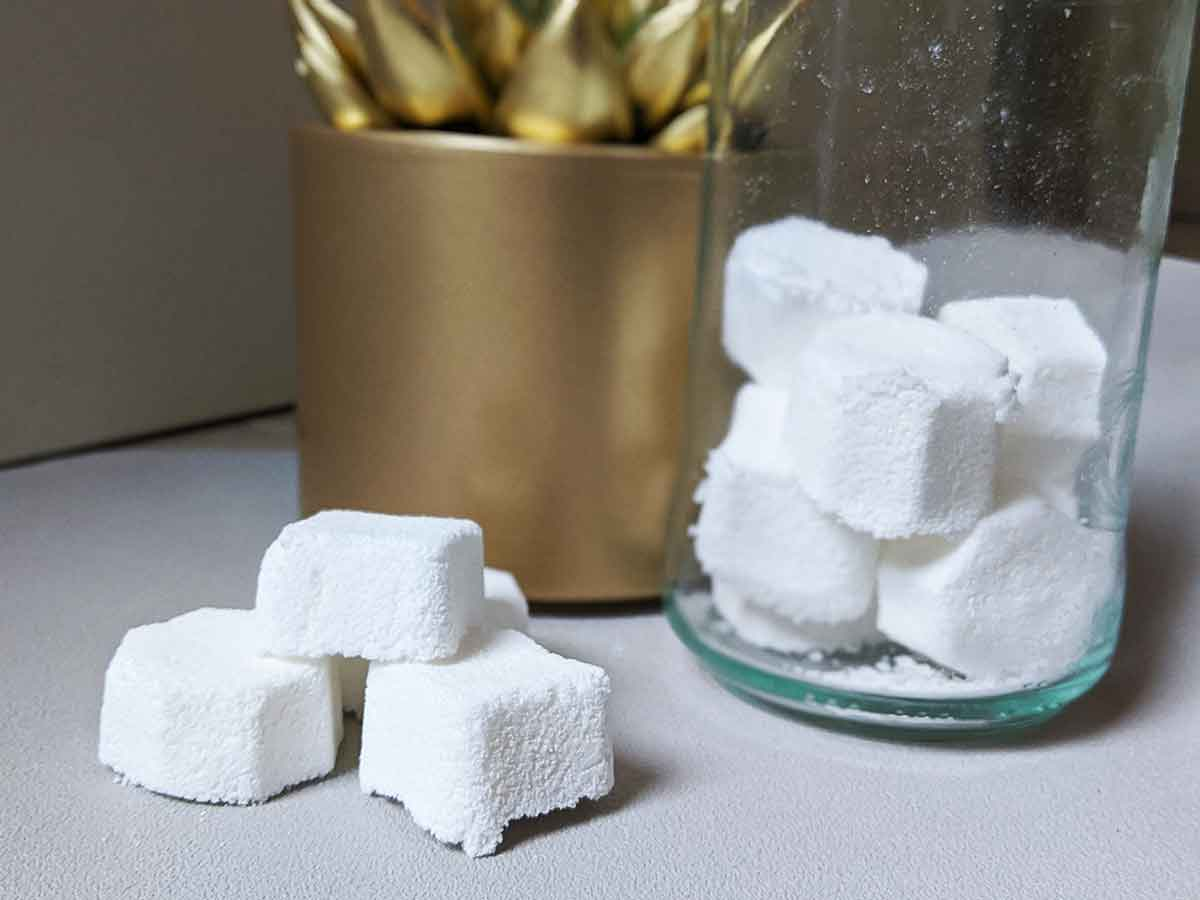 Recette pastilles lave vaisselle maison