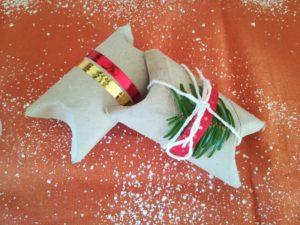 Emballage cadeaux de noel zéro déchet