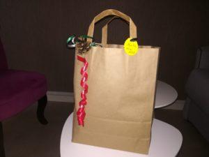Emballage zéro déchet cadeaux noel