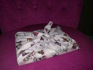 Emballage cadeaux noel zéro déchet